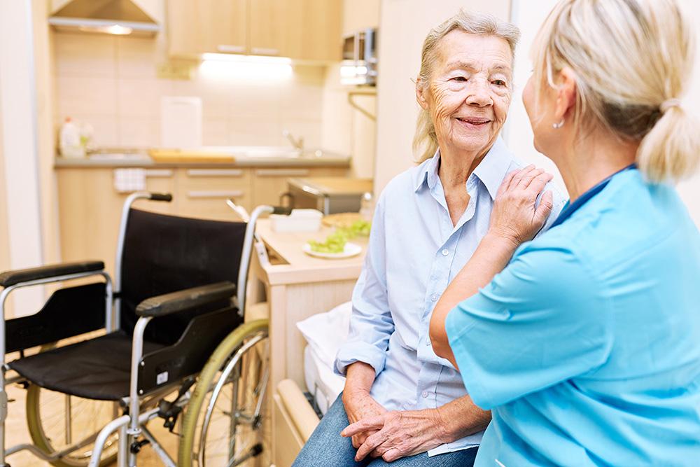 Pflegewohnungen können im Grübentälchen angemietet werden.
